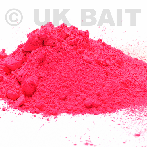Fluorescent Fishing Bait Colourings - UK Bait Company