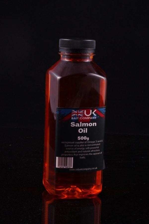 Pure Salmon Oil